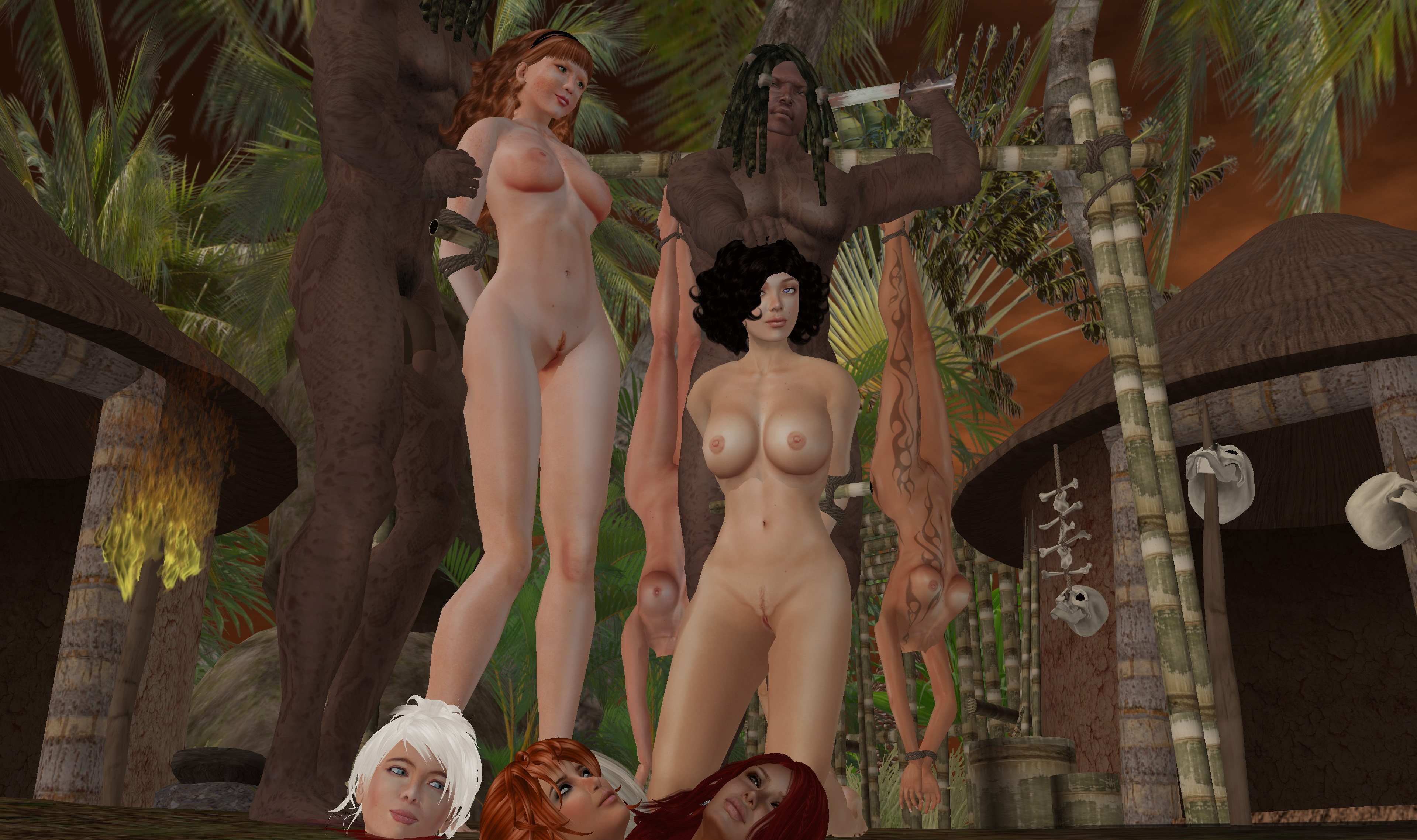 Dolcett Meat http://stepford-sl.blogspot.com/2011/07/dolcett-in-box-14-cannibal-village.html