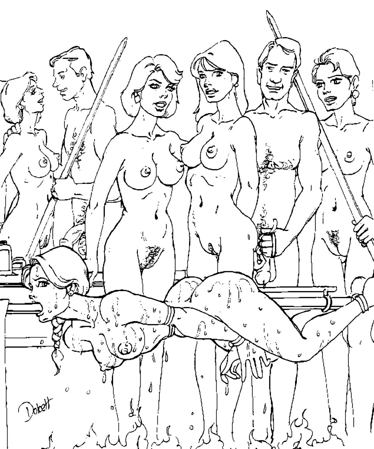 Пытки и казни женщин порно 27 фотография