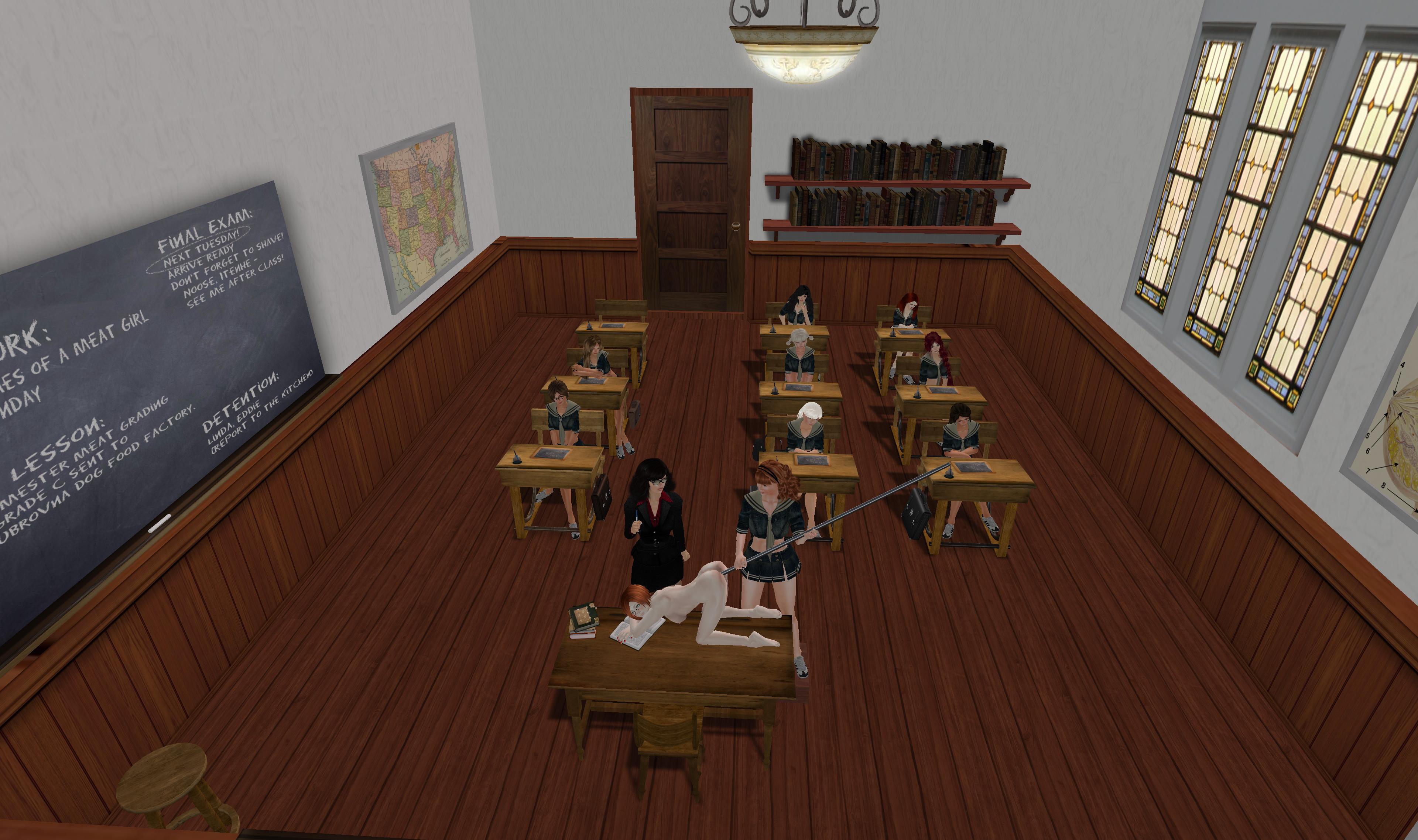 spit classroom